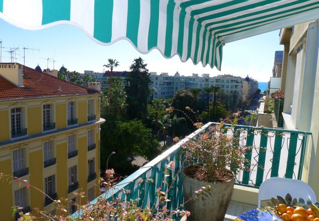 Apartment in Nice - JARDIN DU ROI AP3046