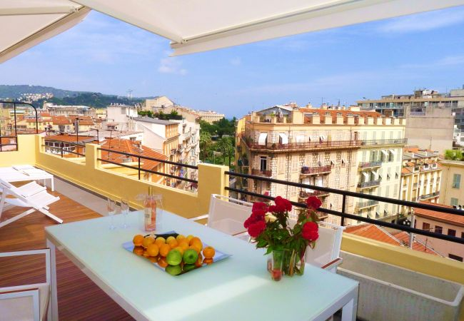 Apartment in Nice - NICE PANORAMIC AP3037